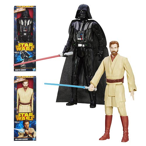 Star Wars 12-Inch Action Figures Wave 2 Set