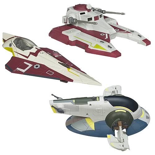 Star Wars Class II Attack Vehicles Wave 1