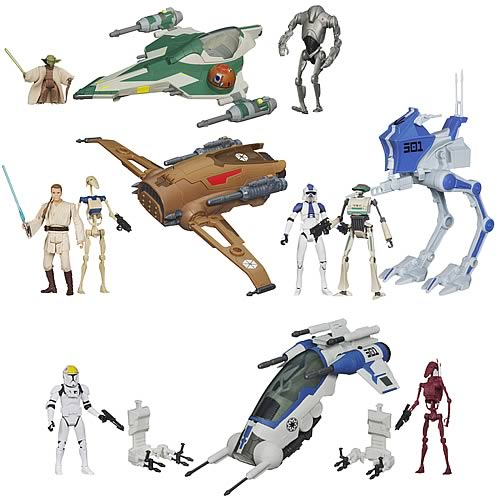 Star Wars 2013 Class I Fleet Vehicles Wave 1