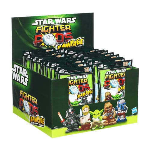 Star Wars Fighter Pods Battle Figures Bag Series 4