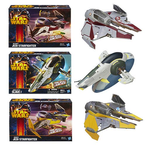 Star Wars Class II Attack Vehicles Wave 2