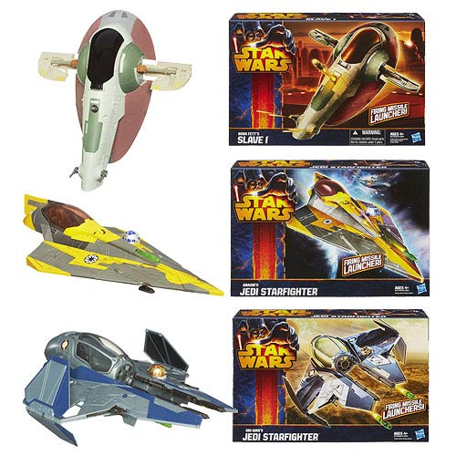 Star Wars Class II Attack Vehicles Wave 3