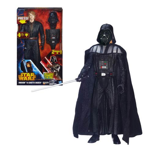 Star Wars Anakin Skywalker to Darth Vader Action Figure