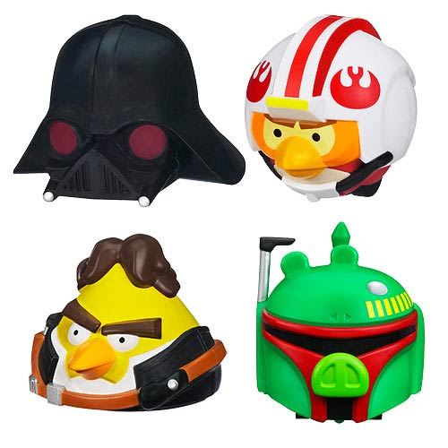 Star Wars Angry Birds Power Battlers Figures Wave 2