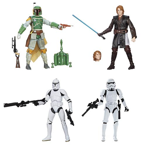 Star Wars Black Series 6-Inch Action Figures Wave 4 Case