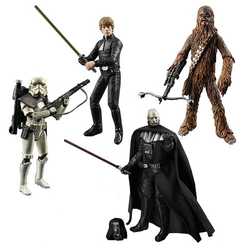 Star Wars The Black Series 6-Inch Action Figures Wave 5 Case