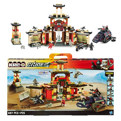 Limited Time Only - 65% Off Kre-O Construction Toys!