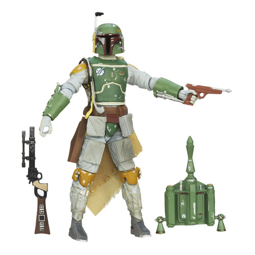 Star Wars Black Series Boba Fett 6-Inch Action Figure