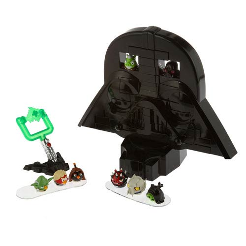 Star Wars Angry Birds Rise of Darth Vader Game
