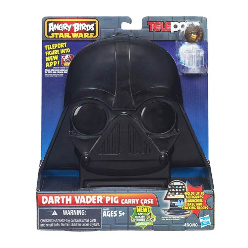 Star Wars Angry Birds Darth Vader Pig Collector Case