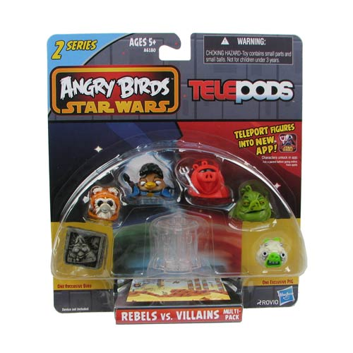 Star Wars Angry Birds Telepods Multipack 2