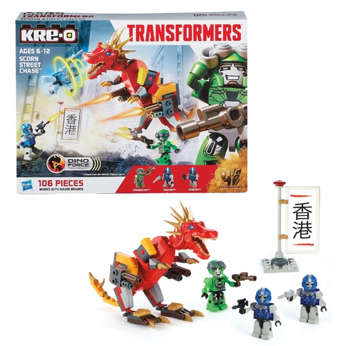 55% Off Kre-O  Transformers Construction Sets