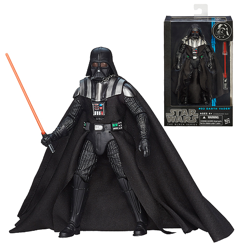 Black Robot Star Wars Star Wars The Black Series