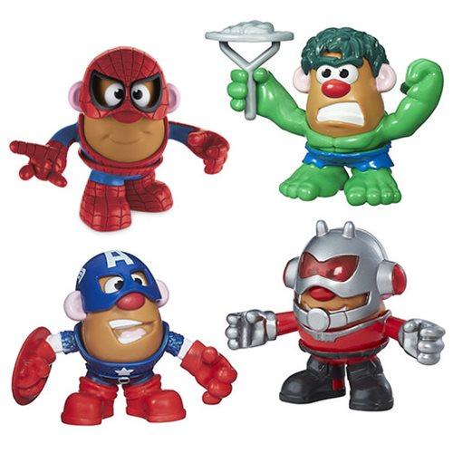 Marvel Mash Ups Mr. Potato Heads Minis Wave 4 - Hasbro - Marvel - Potato Heads at Entertainment Earth - 웹