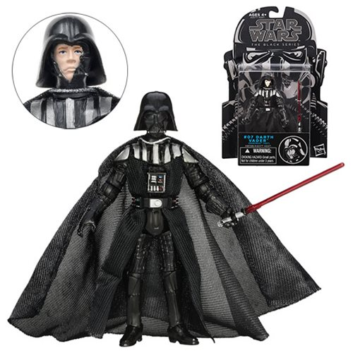 Star Wars Black Series Darth Vader Dagobah Test Figure