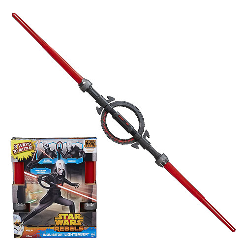 Star Wars Rebels Inquisitor Lightsaber