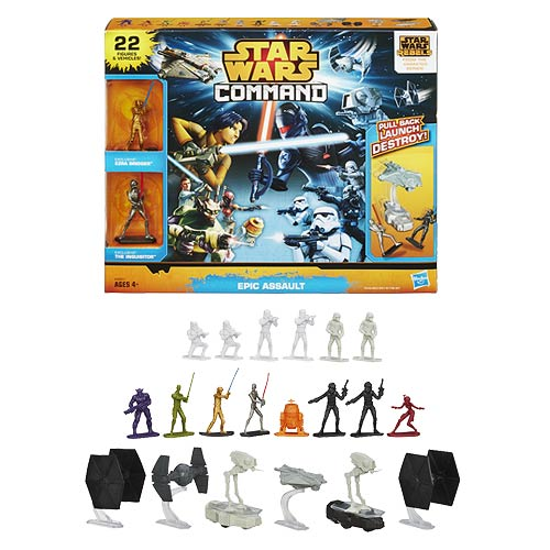 Star Wars Rebels Command Epic Assault