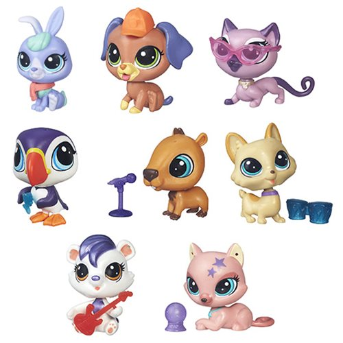 Littlest Pet Shop Singles Combo Wave 8 Case