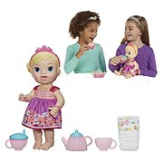 Baby Alive Action Figures Toys Bobble Heads
