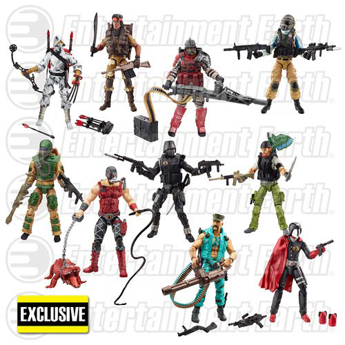 G.I. Joe 50th Anniversary Action Figures 2-Packs Wave 3 Case