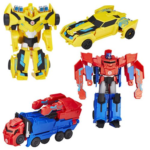 Transformers Robots in Disguise Hyper Change Heroes Wave 10
