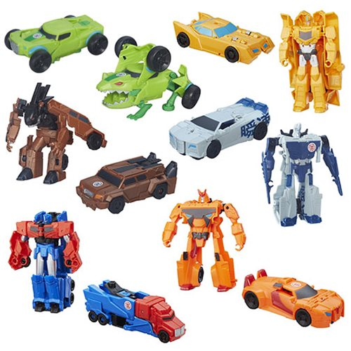 Transformers Robots in Disguise One-Step Changers Wave 12