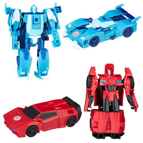 Transformers Robots in Disguise One-Step Changers Wave 13