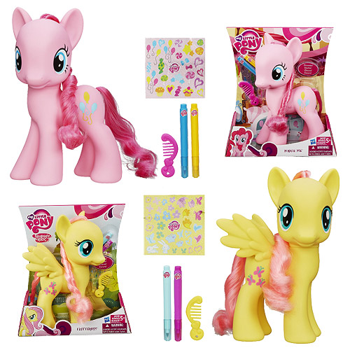 My Little Pony Ponies with Accessories Wave 2 Set