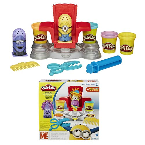 Despicable Me Play-Doh Minions Disguise Lab