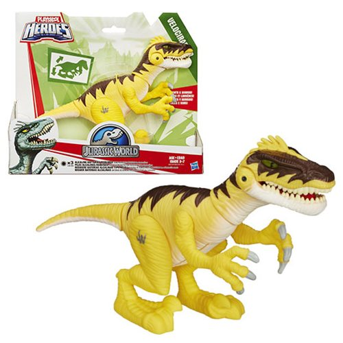 Jurassic World Raptor Action Figure