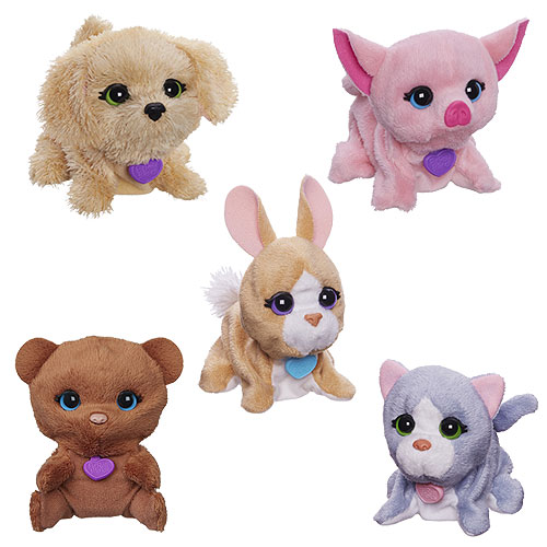Furreal Friends Luvimals Pets Wave 2 Case Hasbro