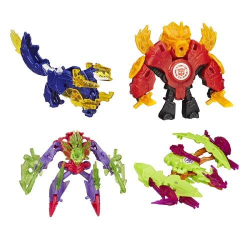 Transformers Robots in Disguise Mini-Cons Wave 1 Set