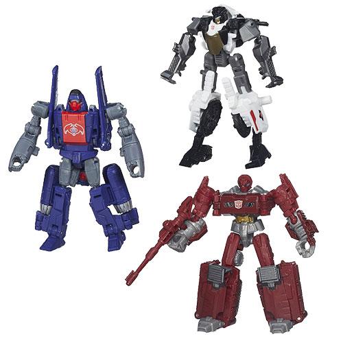 Combiner Wars Devastator & autres robots de la gamme HSB0971Clg