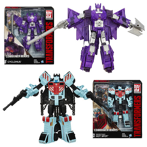 Transformers Generations Combiner Wars Voyager Wave 3 Set