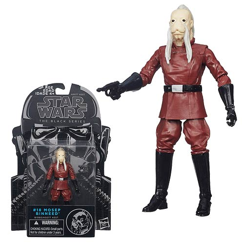 Star Wars Black Series Mosep Binneed Action Figure