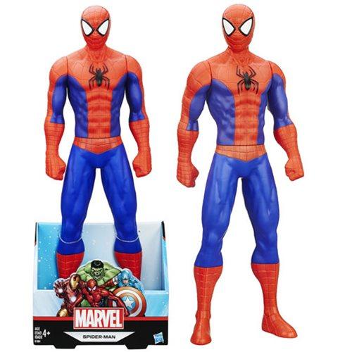 18 Inch Spider Man 2 Toy : Spider man inch action figure hasbro
