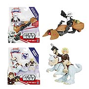 Star Wars Galactic Heroes Vehicle Wave 1 Set