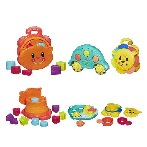 Playskool Busy Baby Gift Set - Hasbro - Playskool ...