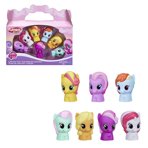 My Little Pony Playskool Friends Mini Figure Collector