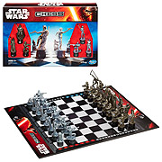 Star Wars Episode VII The Force Awakens Chess Game