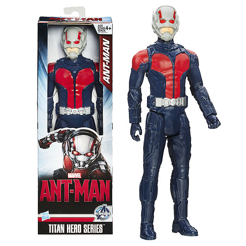 Ant Man 12 Inch Titan Heroes Action Figure