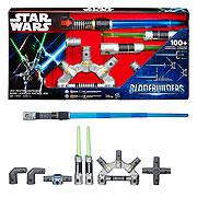 Star Wars Episode VII The Force Awakens Bladebuilders Jedi Master Lightsaber