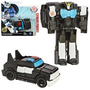Transformers RID One-Step Changers Patrol Mode Strongarm