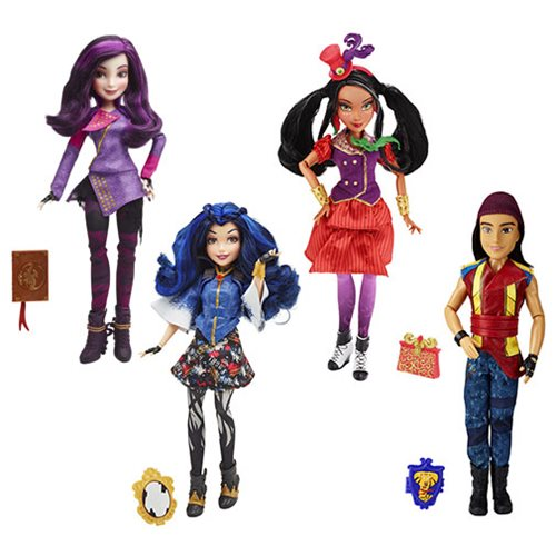 Disney Descendants Villain Signature Dolls Wave 2 Hasbro