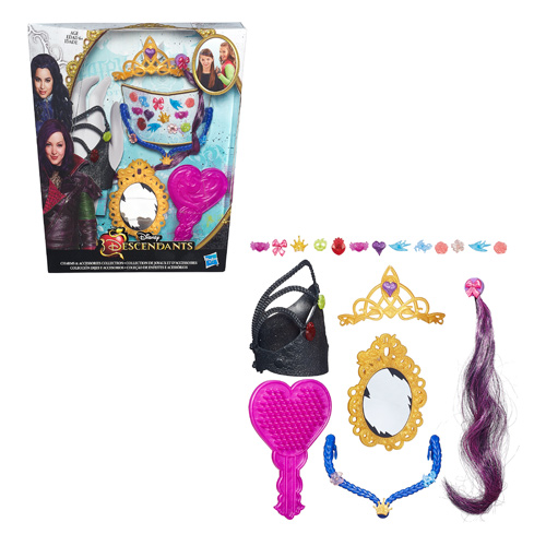 Disney Descendants Charms and Accessories Collection ...
