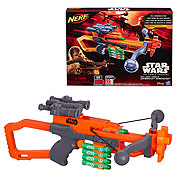 Star Wars Episode VII The Force Awakens Nerf Chewbacca Bowcaster Blaster