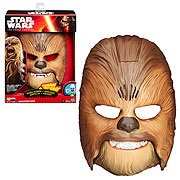 Star Wars Episode VII The Force Awakens Chewbacca Electronic Mask