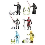 Star Wars Episode VII The Force Awakens Jungle and Space Action Figures Wave 2 Case