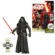 Star Wars Episode VII The Force Awakens Jungle Space Kylo Ren Action Figure