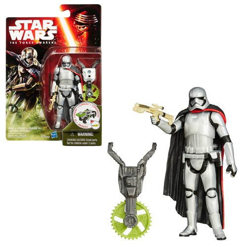 Star Wars TFA Captain Phasma Action Figure